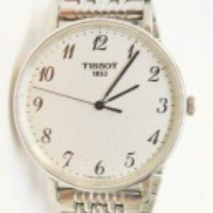 Tissot Everytime Swiss Sapphire Quartz Watch